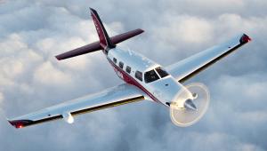Le Piper M600 certifié EASA