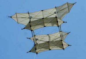 Le cerf-volant durant la Grande Guerre