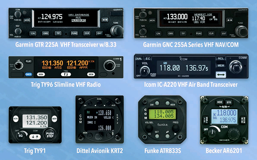 VHF833
