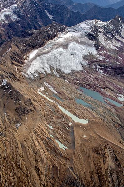 Sperry Glacier - Glacier NP - Melt (1 of 1)