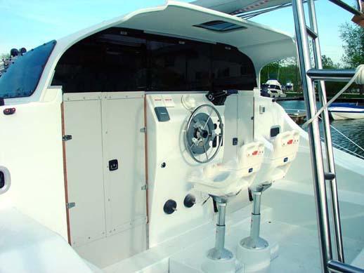 32' TomCat - cool pocket cruiser we love