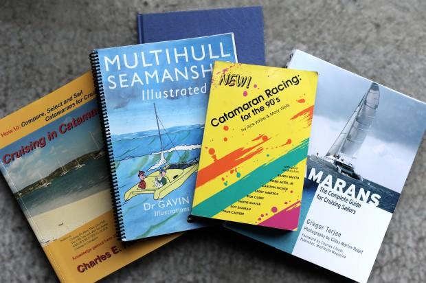 5 Best Catamaran Books
