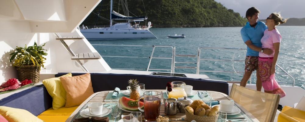 Aeroyacht Catamaran Charters