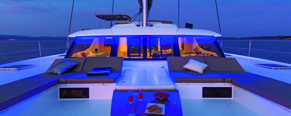 Saba 50 Catamaran