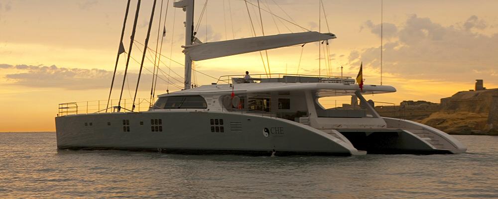 Sunreef 114 catamaran
