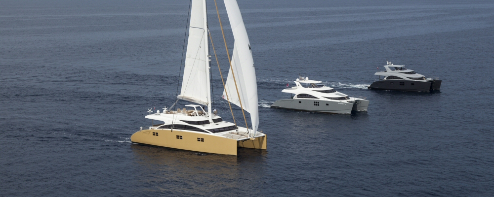 Sunreef 82 Catamaran