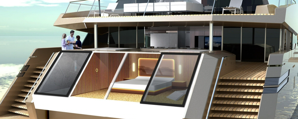 115 Sunreef Power catamaran