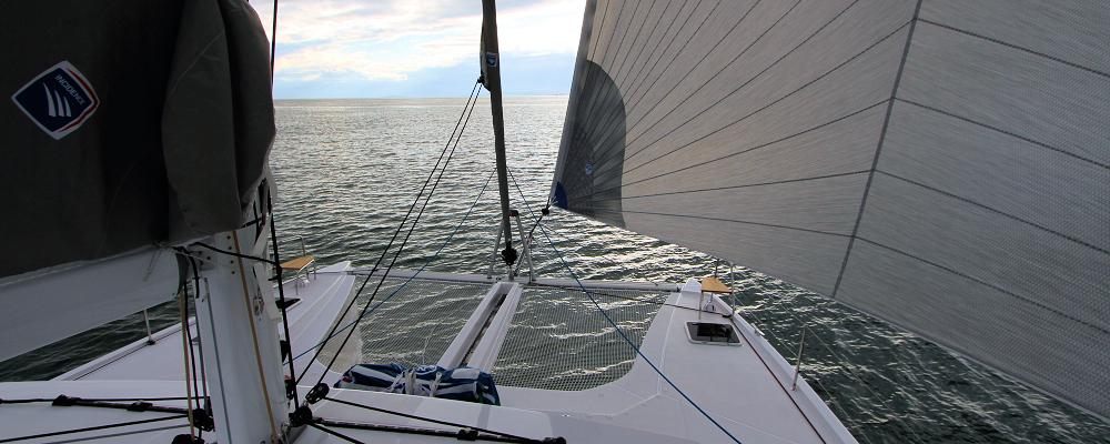 Bavaria Nautitech 46 Open catamaran
