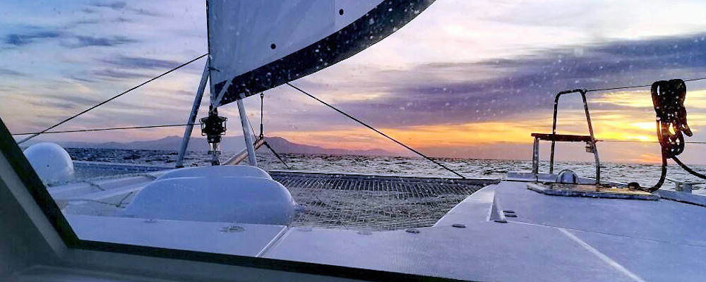 FLO - 2018 Bavaria Nautitech 46 Open catamaran