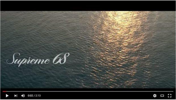Supreme 68 catamaran video