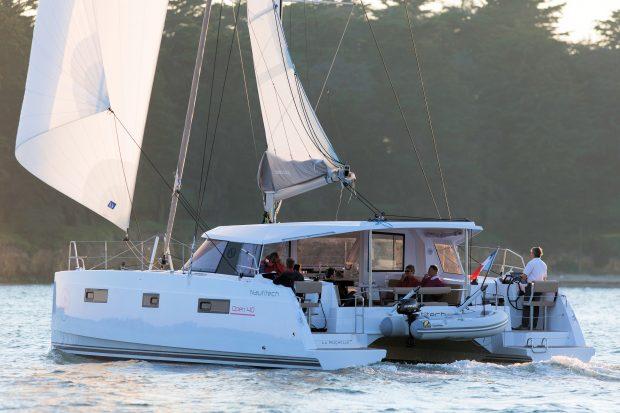 Nautitech 40 Open by Bavaria Yachts