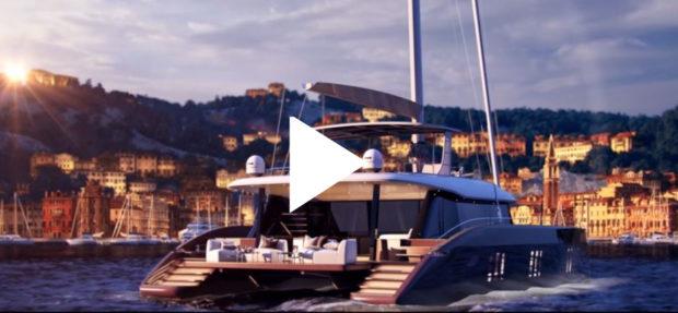 new Sunreef 60 catamaran