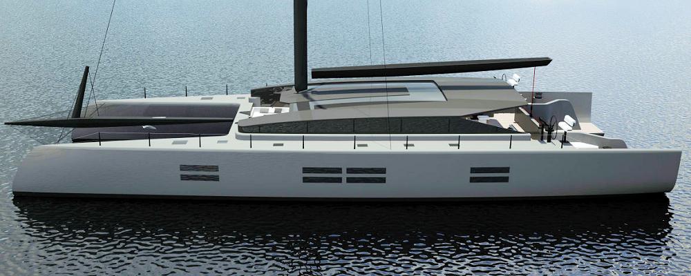 McConaghy 90 catamaran 1