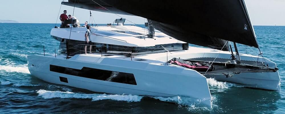 McConaghy Multihulls Sunreef Yachts And Nautitech