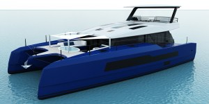 McConaghy 59 Power catamaran