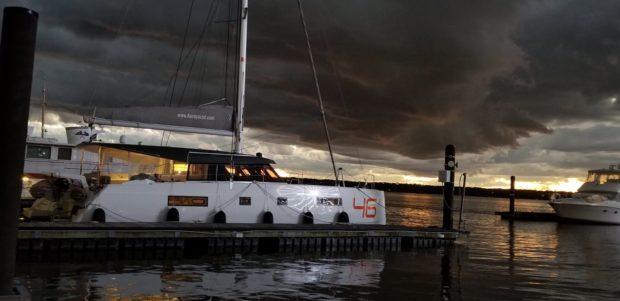 Bavaria Nautitech 46 cruising catamaran