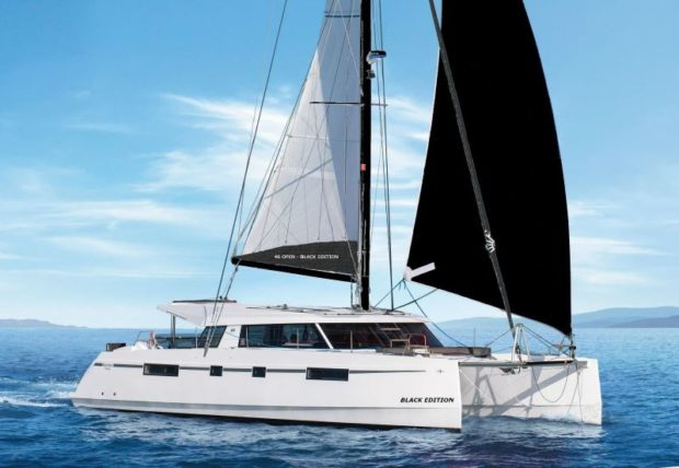 Nautitech 46 Black Edition catamaran 2019