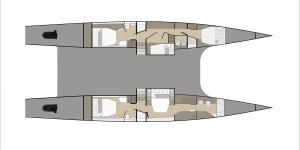McConaghy MC68 catamaran