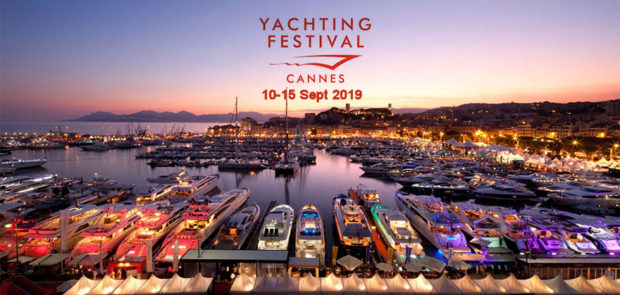 Aeroyacht at Cannes Yacht Festival 2019 Boat Show