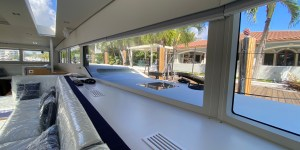 McConaghy 60 multihull MC60 catamaran Aeroyacht at Miami Boat Show 2020