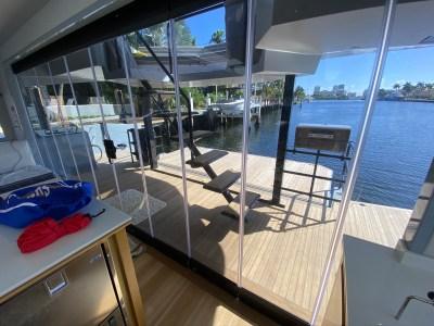 McConaghy 60 multihull MC60 catamaran Aeroyacht at Miami Boat Show 2020