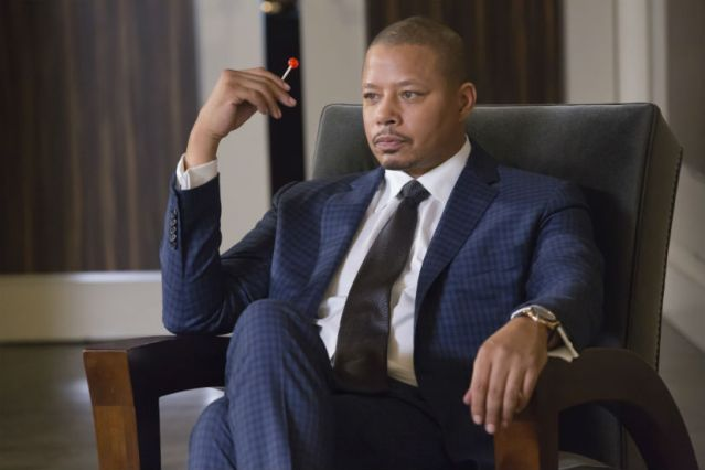 Terrence Howard e seu Lucious Lyon