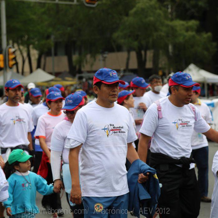 Caminata por la salud renal