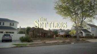 "Figure 6: DirecTV Commercial – ""The Settlers"" - http://www.ispot.tv/ad/AZxf/directv-the-settlers-satisfaction"