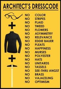 dresscode-sign