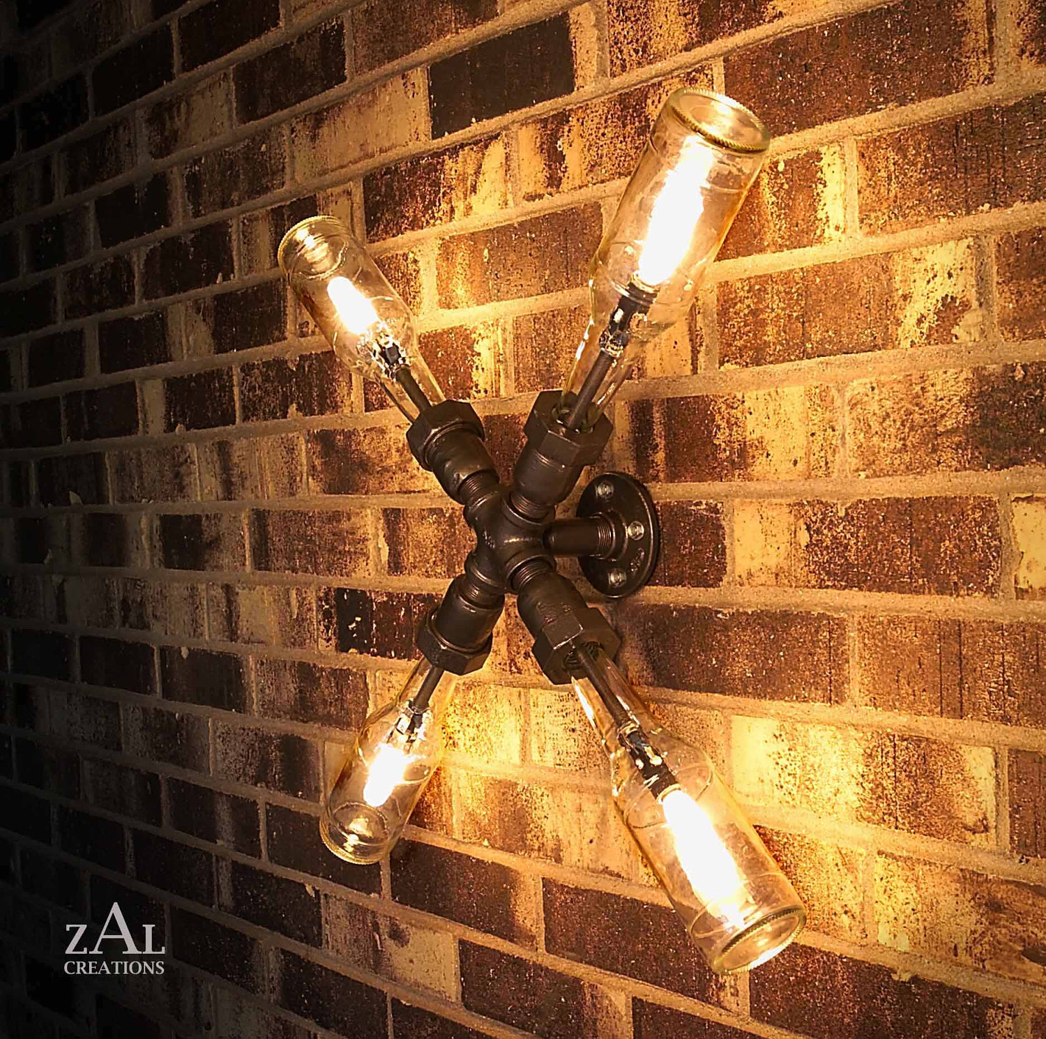 Beer bottle light fixture by Zal Creations (Source: http://www.trendir.com/archives/2015/10/09/edison-light-ideas-beer-bottle-sconce-zal.jpg)