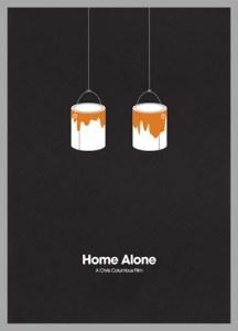 home alone minimalist