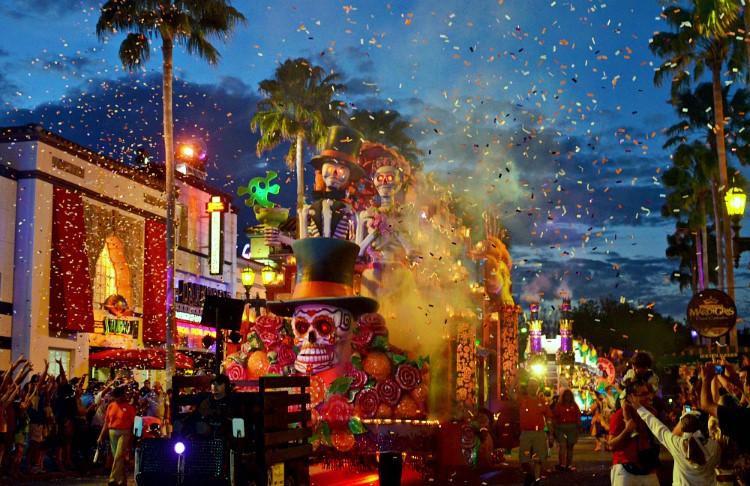 Dia De Los Muertos Parades