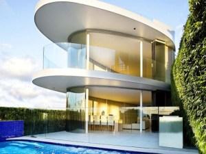 International style http://www.designrulz.com/design/2013/08/the-butterfly-house-sydney-australia/
