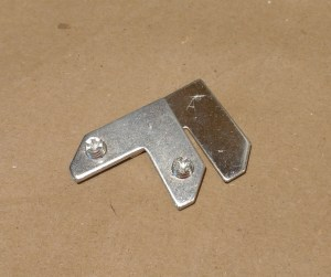 Figure 8: Corner Fastening Hardware