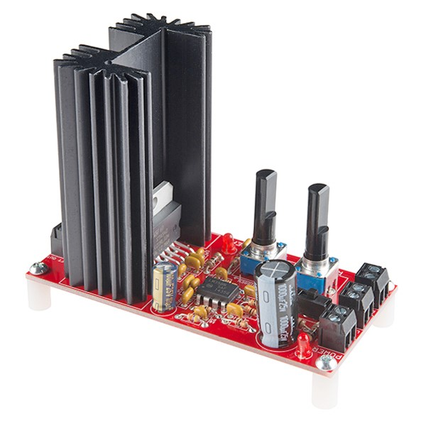 Figure 2: SparkFun Audio Amplifier Kit - STA540