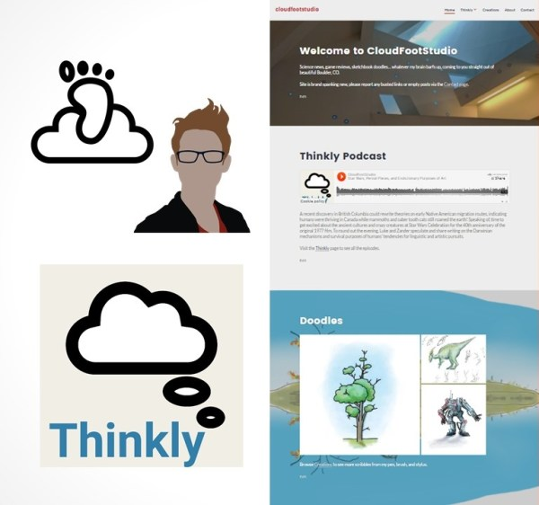 cloudfootstudio & Thinkly – Luke Woolley