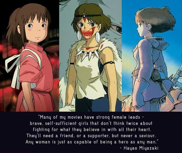 Aesthetic Exploration Studio Ghibli Movies Aesthetics Of Design