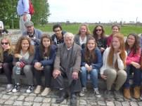 En attendant les commémorations le 8 mai à Birkenau