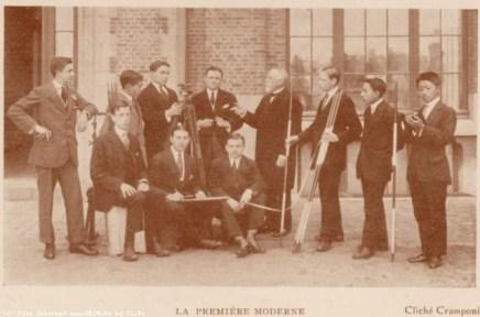 Album : 1914 1914 I Ière Moderne 1913-1914. Titulaire