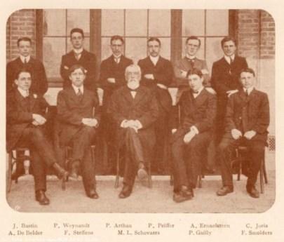 Album : 1910 1910 I Ière Moderne 1909-1910.