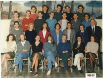 Album : 1993 1993 6T4 6T4 1992-1993 - Titulaire : Mr Willy Deweert.