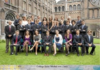 Album : 2012 2012 6T1 6T1 2011-2012 - Titulaire : Mr Bernard Wampach