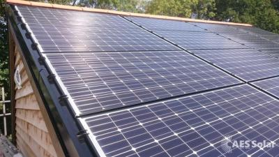 GSE Roof integration for solar electricity