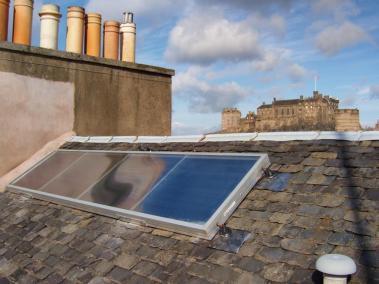 Lister housing association solar