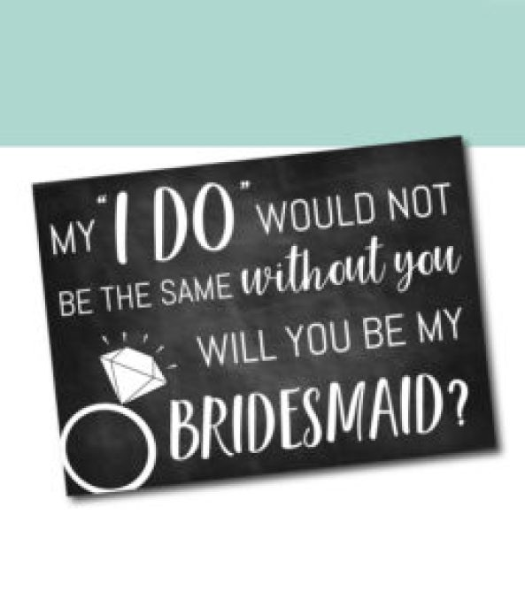 """My """"I Do"""" Would Not Be the Same Without You"""