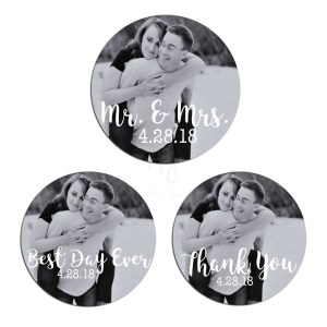 Personalized Photo Stickers
