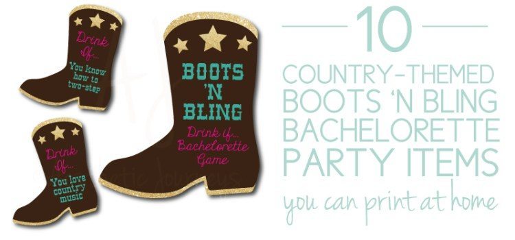 Country Themed Bachelorette