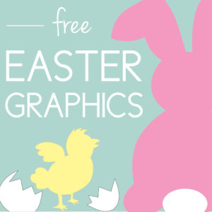 Download the free templates as well as more fun Easter graphics on the Journey Junkies page!