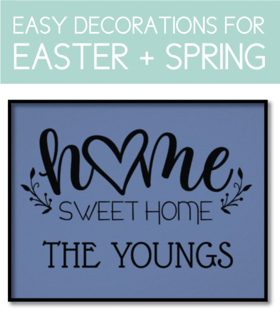 Farmhouse Decor for Spring