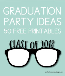 graphic relating to Free Printable Graduation Photo Booth Props referred to as commencement social gathering Options Archives - AJ Design and style + Images